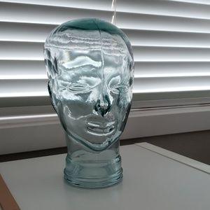 Other - Glass Head Sculpture